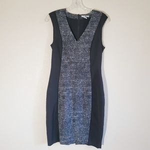 H&M womans fitted dress